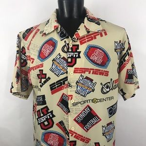 Disney World ESPN Sports Shirt